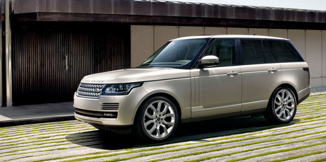 Range Rover. Photo / Supplied