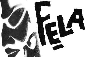 Fela Kuti live in Detroit 1986. Photo / Supplied