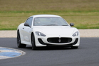 The Maserati name is synonymous with leather-bound luxury and performance. Photo / Supplied