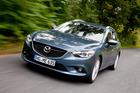 Mazda6 wagon. Photo / Supplied