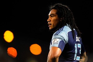 Ma'a Nonu. Photo / Martin Hunter