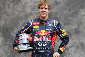 Sebastian Vettel. Photo / Getty Images