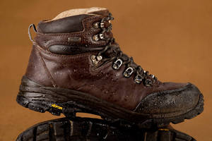 The Kathmandu Tiber NGX Boots passed some rugged tests. Photo / Greg Bowker