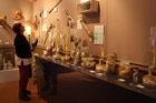 The museum exhibits phalluses from as many different creatures as there are synonyms for a penis. The collection was opened in 1997 by a 71-year-old serious phallologist. Photo / Supplied