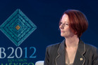 Australia's Prime Minister Julia Gillard has put up with a lot. Photo / AP