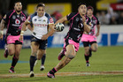 Shaun Johnson. Photo / Brett Phibbs