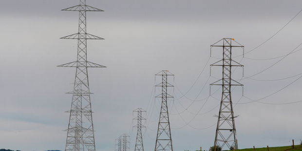 Contact Energy says it expects to see little growth in future power demand. Photo / Brett Phibbs