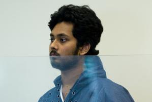 Akshay Anand Chand. Photo / Paul Estcourt