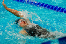 Swimmer Melissa Ingram. Photo / NZ Herald