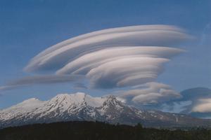 Mt Ruapehu. Photo / David Nottage