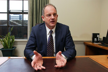 Labour leader David Shearer. Photo / Supplied