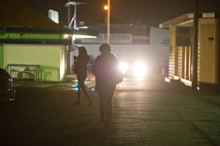 Local bodies have tried and failed to shift street prostitution from the Papatoetoe shopping centre. Photo / APN