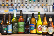A good selection of craft beers is a magnet to drinkers. Photo / Paul Estcourt