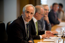 Andrew Ferrier was paid $8 million when he stepped down as chief executive of Fonterra. Photo / Dean Purcell