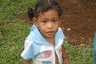 Sieni Ikamanu, 2, suffered a fractured shoulder, shattered pelvis and head injuries that proved fatal. Ambulance officers described her as flopping around 'like a rag doll'.