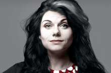 Caitlin Moran is outspoken on a wide range of topics. Photo / Supplied