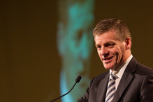 Bill English. Photo / Greg Bowker 