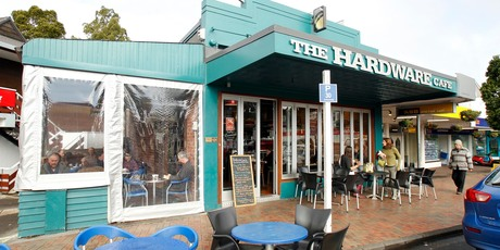 Owners of The Hardware Cafe in Auckland's Titirangi were ordered to pay a staff member $10,000 after firing him for allegedly stealing money.  Photo / Janna Dixon