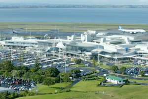 Auckland International Airport plans to launch a $100 million bond offer. Photo / File