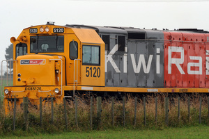 KiwiRail. Photo / File