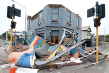 Christchurch's devastation has highlighted the issue of earthquake strengthening. Photo / NZPA 