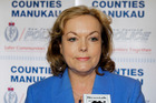 Justice Minister Judith Collins. Photo / NZPA / Wayne Drough
