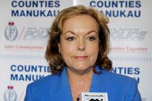Justice Minister Judith Collins. Photo / NZPA / Wayne Drough