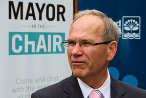 Auckland Mayor Len Brown has overall responsibility for the CCOs. Photo / File