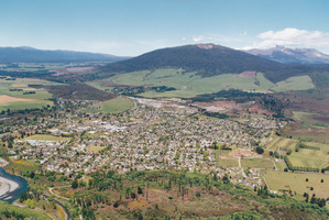 Rick Cooper says the bills for Turangi residents are horrendous. Photo / APN