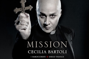 Mission Cecilia Bartoli (Decca) Photo / Supplied