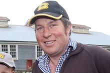 Jamie Falloon, the new president of Federated Farmers Wairarapa.