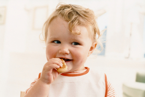 The problem is that infants learn to rely on their parents to decide when they have had enough to eat, rather than following their own internal cues. Photo / Thinkstock