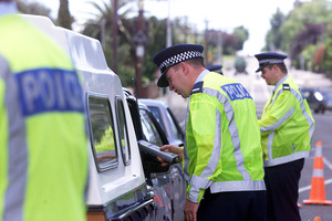 Since the new law came into effect, over 700 drug-drivers have been nabbed across the country. File Photo / NZ Herald