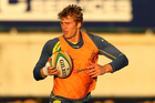 Dom Shipperley is the latest to be added to the Wallabies' long list of unavailable wingers. Photo / Getty Images