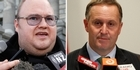 Watch: John Key makes Dotcom correction after uproar