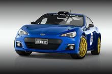 Possum Bourne Motorsport-prepared Subaru BRZ racecar. Photo / Supplied
