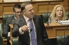 Prime Minister John Key was questioned by the Labour party and the Greens in Parliament question time about his memory and the timing of the events surrounding Kim Dotcom and the GCSB.