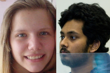 Akshay Anand Chand (right) was declared not guilty but insane over the death of Christie Marceau. Photos/ File