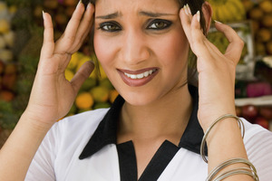 Chronic migraine sufferers may find relief from an implanted neurostimulation system. Photo / Thinkstock