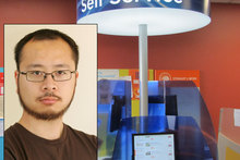 Keith Ng used these kiosks to uncover private information about MSD clients. Photo / file