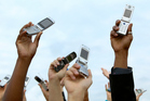 According to the International Telecommunication Union, there are 6 billion mobile phone subscriptions. Photo / Thinkstock