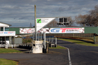The new $6.6 million upgrade has been unveiled for Pukekohe Park Raceway. Photo / Doug Sherring