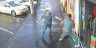 View: CCTV footage of liquor store robbery