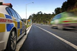 Police are set to begin using better speed camera technology. Photo / File