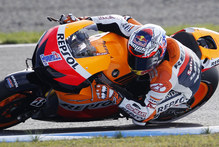 Australian rider Casey Stoner during the Japan MotoGP. Photo / AP