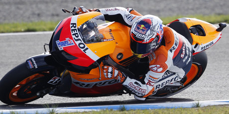 Australian rider Casey Stoner during the Japan MotoGP. Photo / AP
