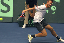Michael Venus. Photo / Bay of Plenty Times