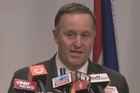 John Key has challenged Labour leader David Shearer over claims there is a tape of the Prime Minister discussing Dotcom on a visit to the Government Communications Security Bureau (GCSB)  months before Mr Key originally claimed to know  the agency was linked to the Dotcom case.