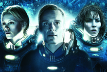 We have copies of Prometheus to give away, and one Dell Inspiron 14Z Ultrabook. Photo / Supplied