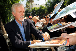 James Cameron has lined up another movie - once he's finished his Avatar sequels. Photo / AP